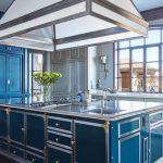 SCNY blue kitchen
