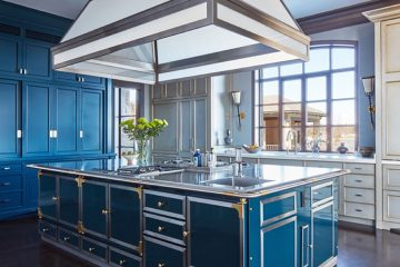 SCNY blue kitchen